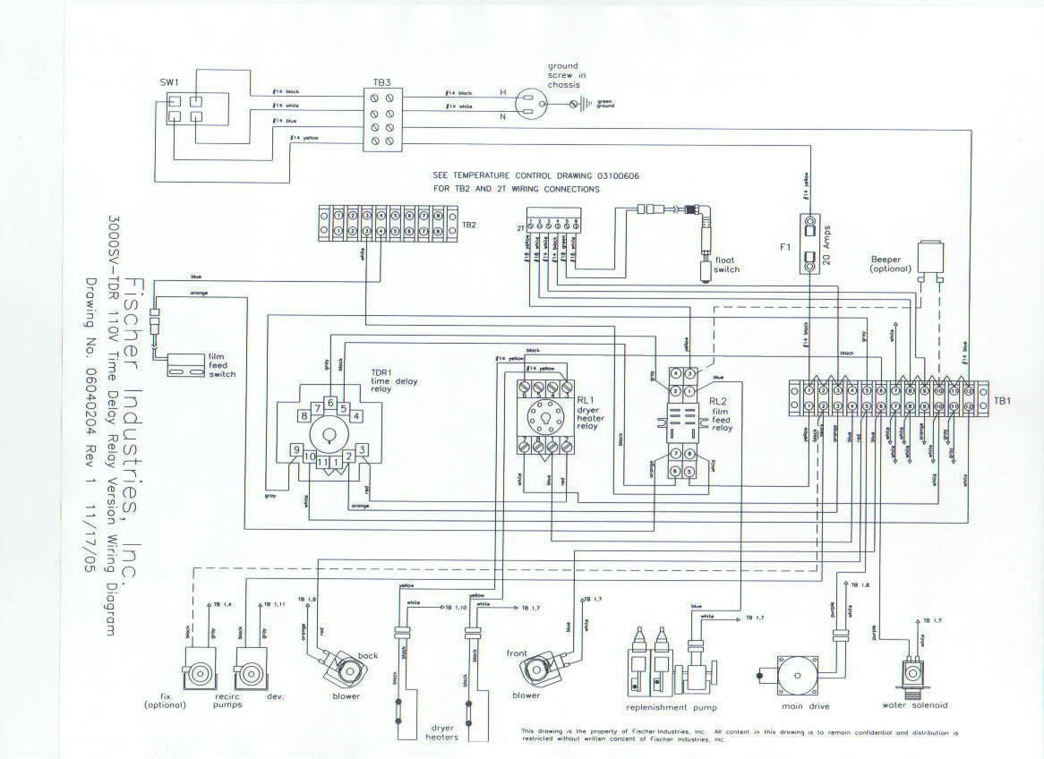 Fi Sales Llc Processor Parts Support 110v Relay Wiring Diagram 6 Click Here For 3000s St Di 60 110 And 4000m Mt 140 220 With A Microprocessor