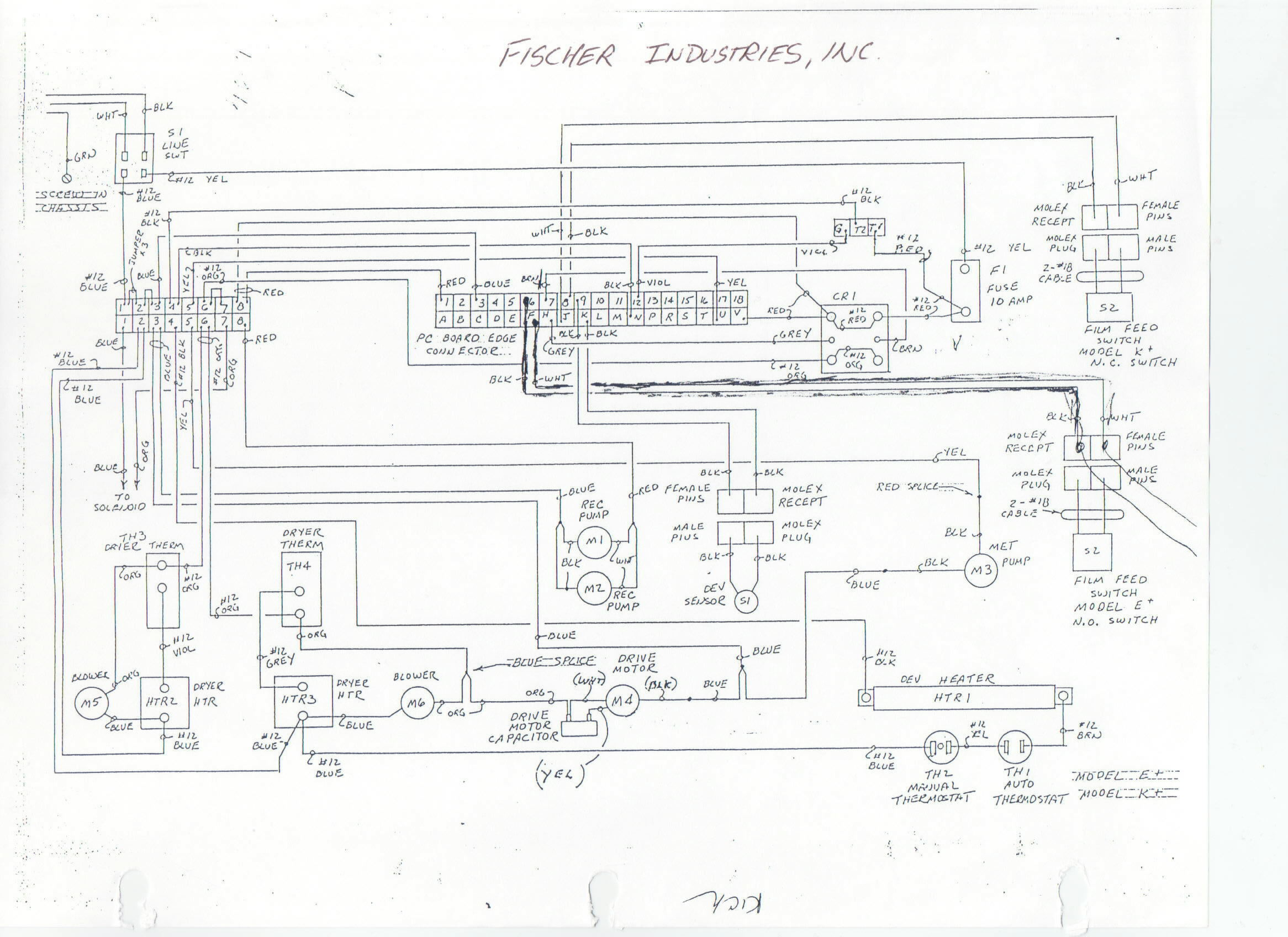 Wiring Diagram Kodak And Schematics Dc215 Serial Cable Diagramgif 10 Here For Details On K E