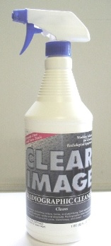 Clear Image Radiographic Spray Cleaner