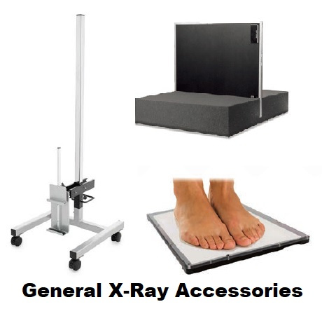 General X-Ray Accessories Panel positioning protection