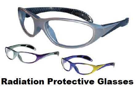 x-ray radiation protective glasses lead