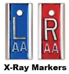 X-Ray Lead Markers
