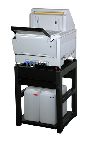 afp mini-med x-ray film processor imaging stand