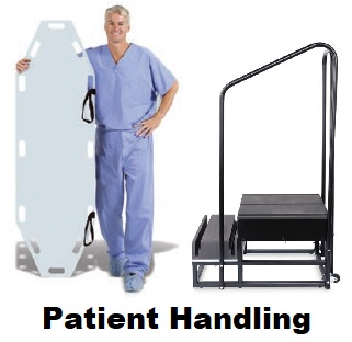 Patient Handling Transfer Boards Weight-Bearing Platforms