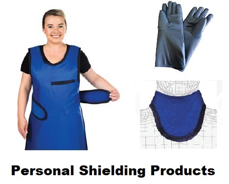 Personal Protective X-Ray Shielding Apparel Products Aprons Gloves Glasses