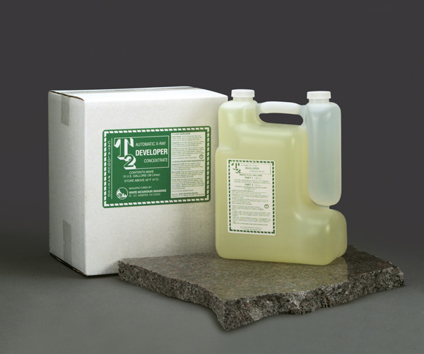 White Mountain T2 Developer Concentrate 10 Gallons